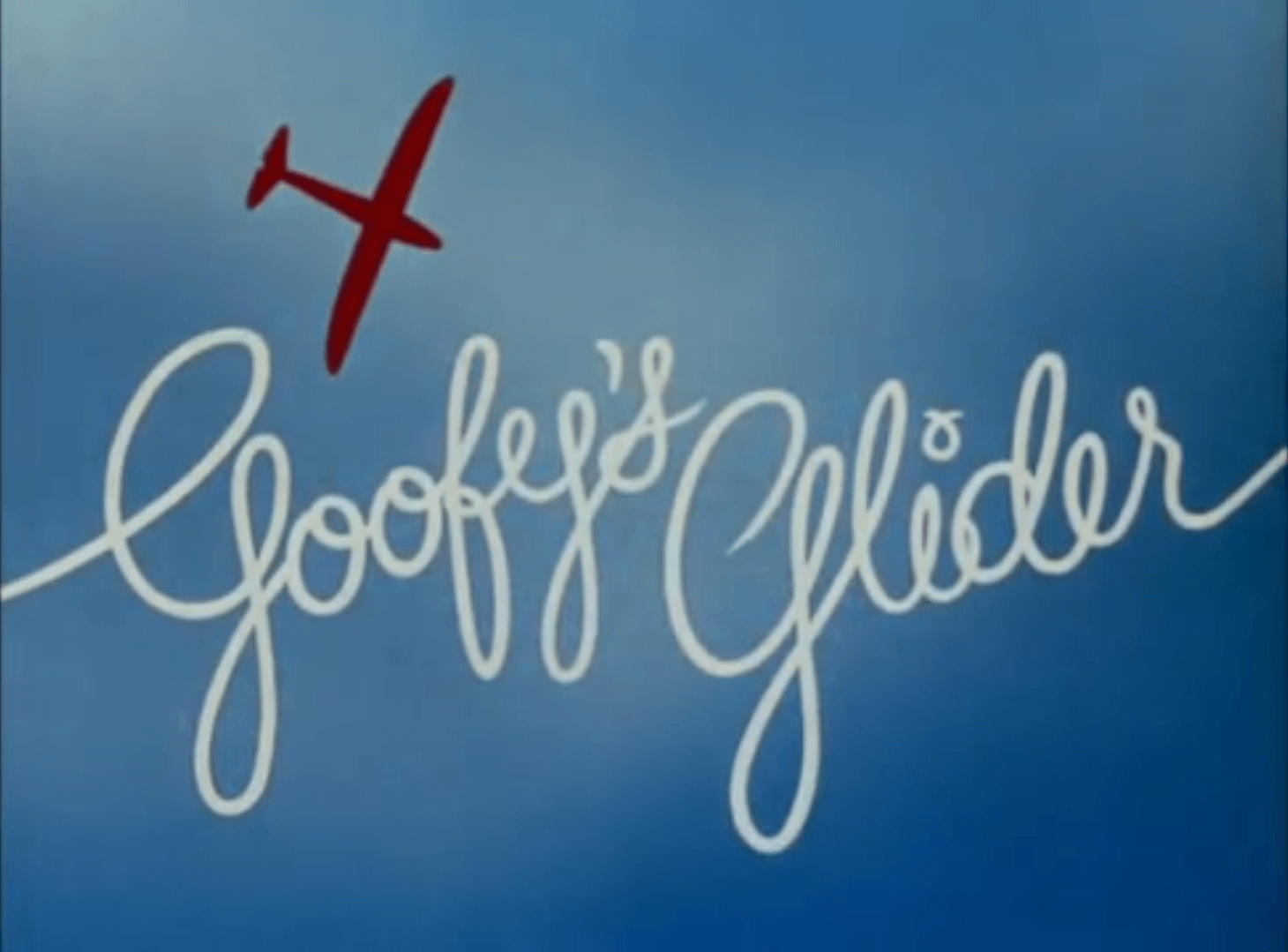 Goofy's Glider (Jack Kinney, Lou Debney, 1940)