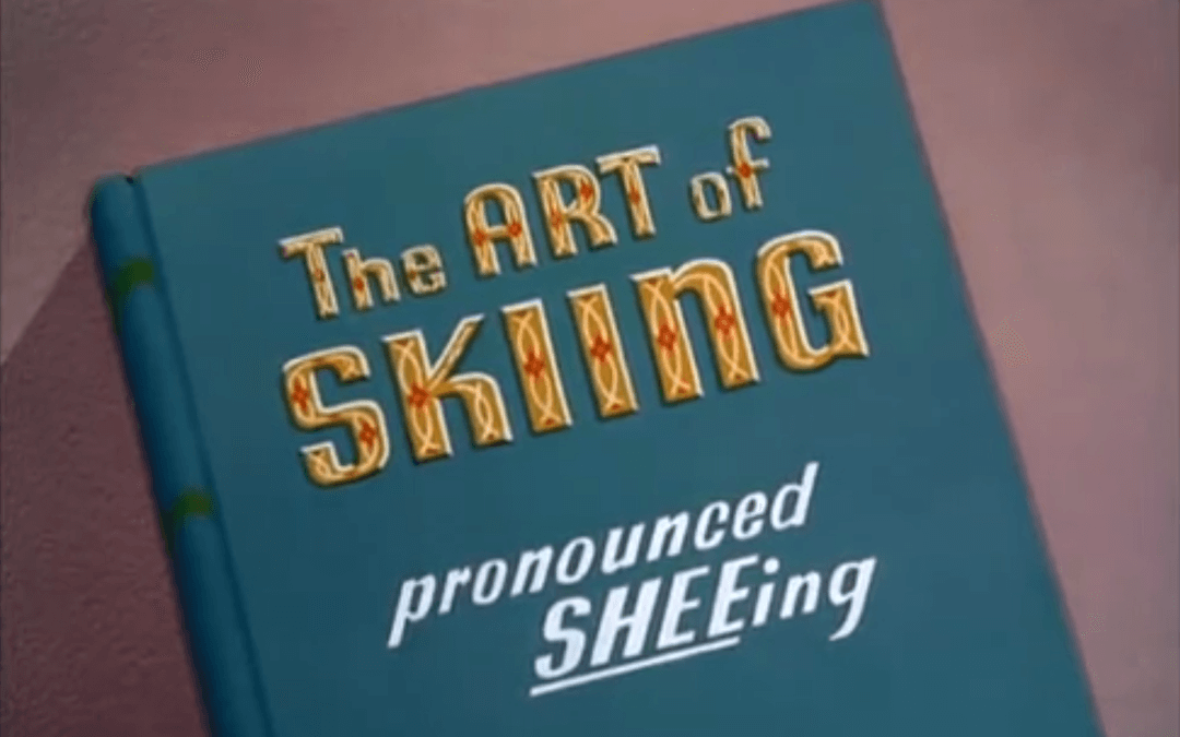 The Art of Skiing (Jack Kinney, Lou Debney, 1941)