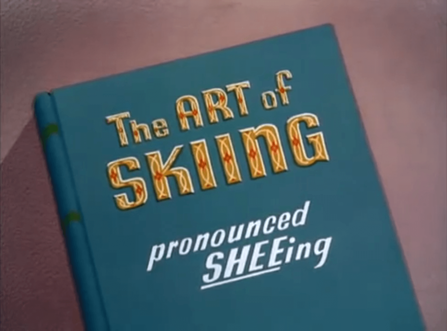 The Art of Skiing (Jack Kinney, Lou Debney, 1941)
