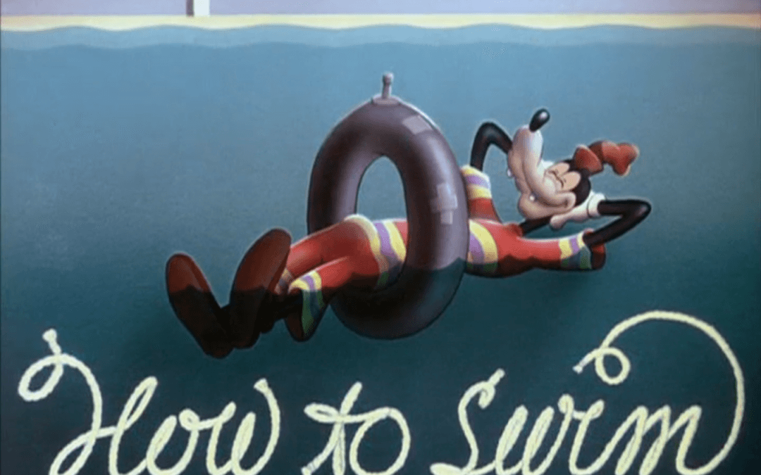 How to Swim (Jack Kinney, Lou Debney, 1942)