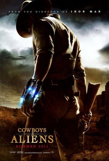 Cowboys & Aliens (Jon Favreau, 2011)
