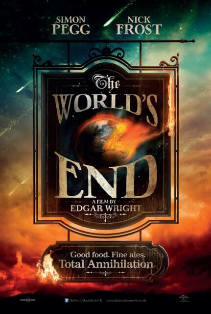 Bienvenidos al fin del mundo (Edgar Wright, 2013)