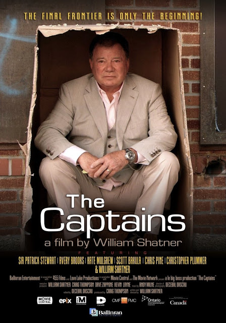 The Captains (William Shatner, 2011)