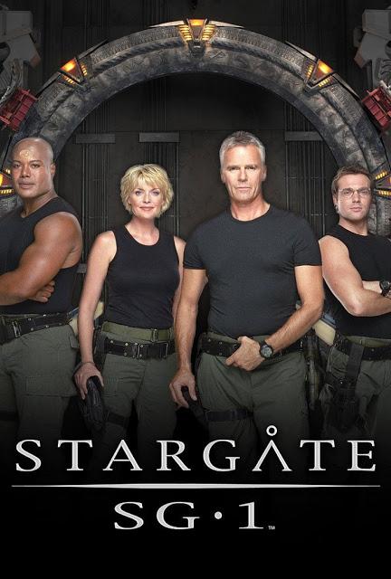 Stargate SG-1 T.1-5 (Showtime, 1997-2002)