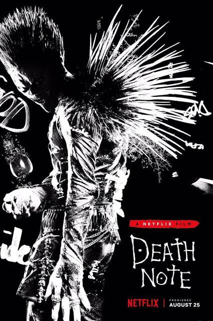 Death Note (Adam Wingard, 2017)