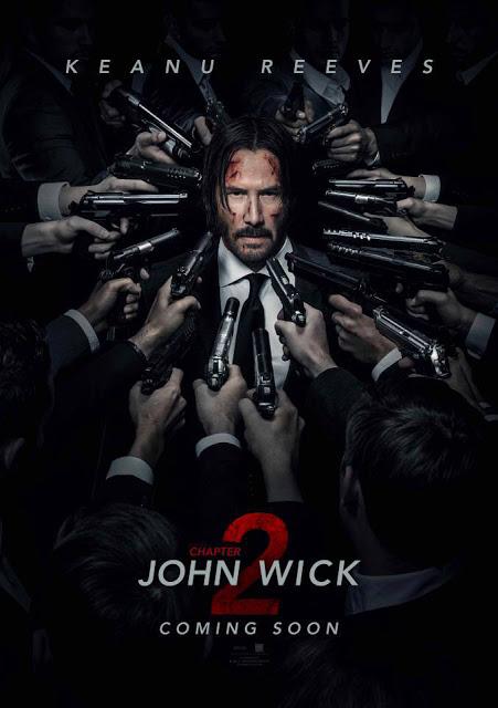 John Wick: Pacto de sangre (Chad Stahelski, 2017)