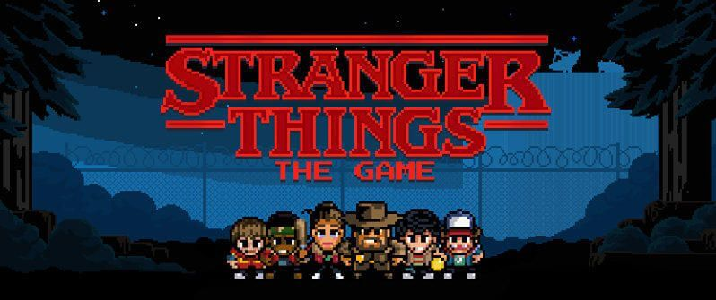Stranger Things: The Game (BonusXP, 2017)