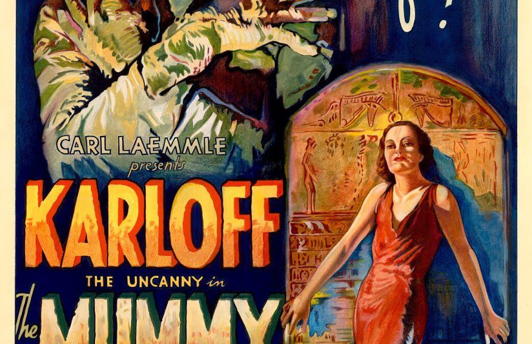 La momia (Karl Freund, 1932)