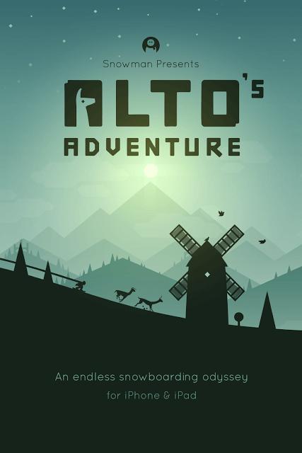 Alto's Adventure (Snowman, 2015)