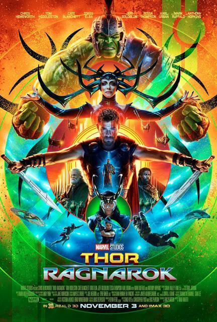 Thor: Ragnarok (Taika Waititi, 2017)
