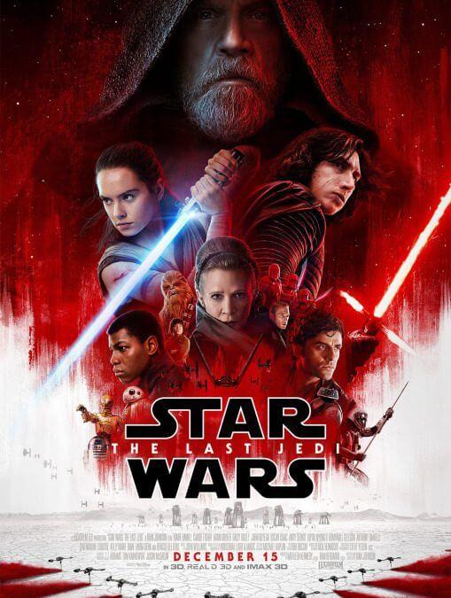 Star Wars. Episodio VIII: Los últimos Jedi (Rian Johnson, 2017)