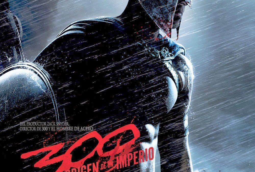 300: El origen de un imperio (Noam Murro, 2014)