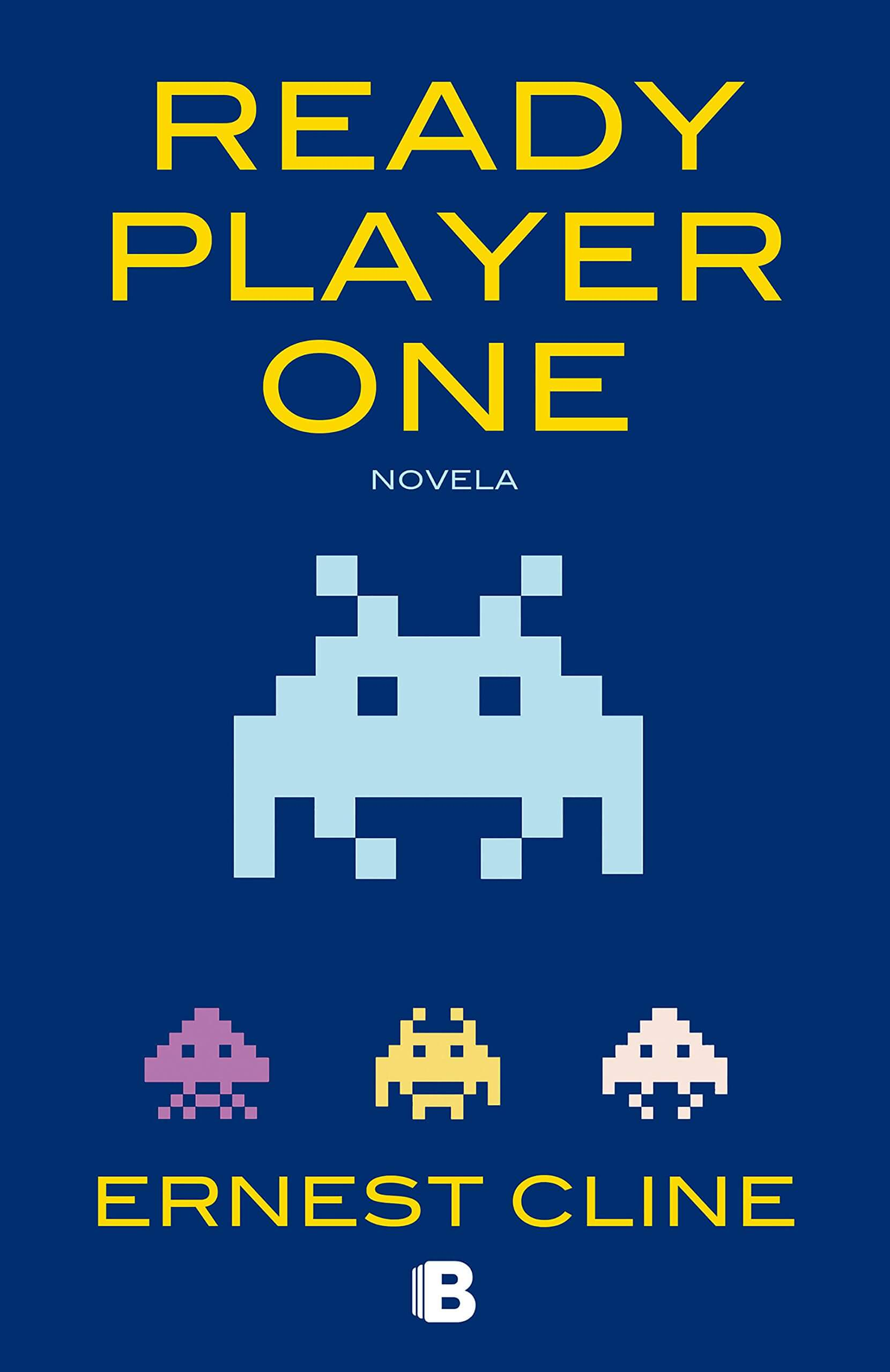Ready Player One (Ernest Cline, 2011)