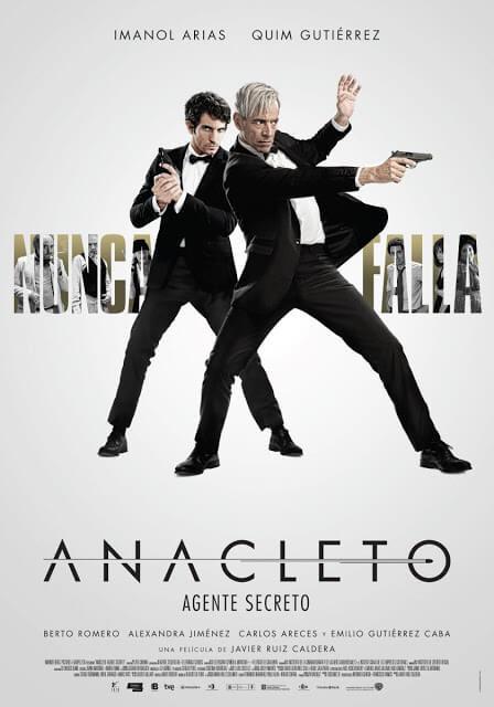 Anacleto: Agente secreto (Javier Ruiz Caldera, 2015)