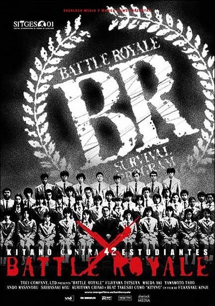 Battle Royale (Kinji Fukasaku, 2000)