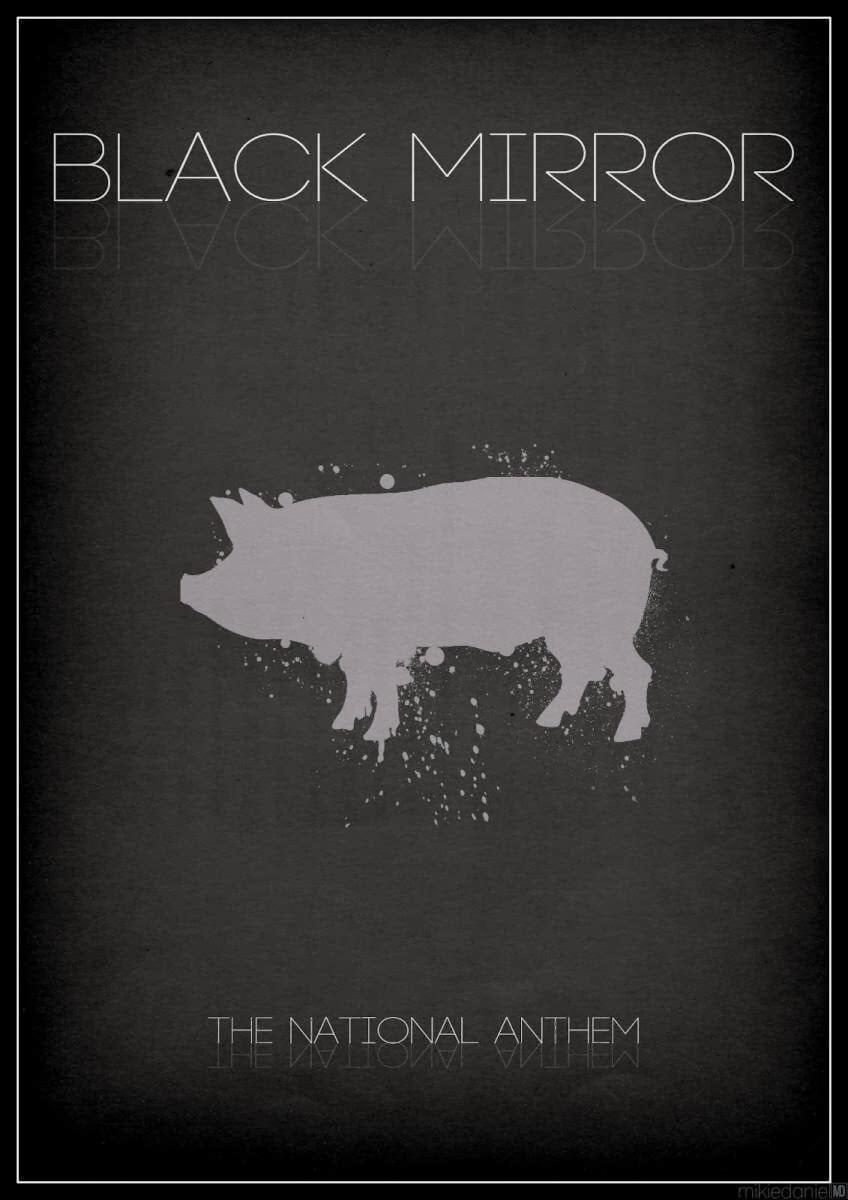 Black Mirror 1×01: El himno nacional (Channel 4, 2011)