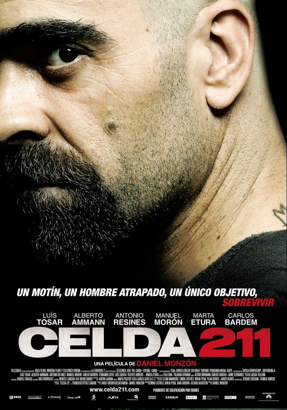 Celda 211 (Daniel Monzón, 2009)