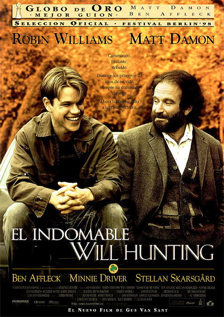 El indomable Will Hunting (Gus Van Sant, 1997)
