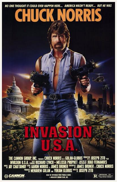 Invasión USA (Joseph Zito, 1985)