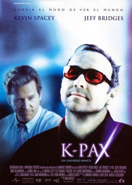K-Pax. Un universo aparte (Iain Softley, 2001)