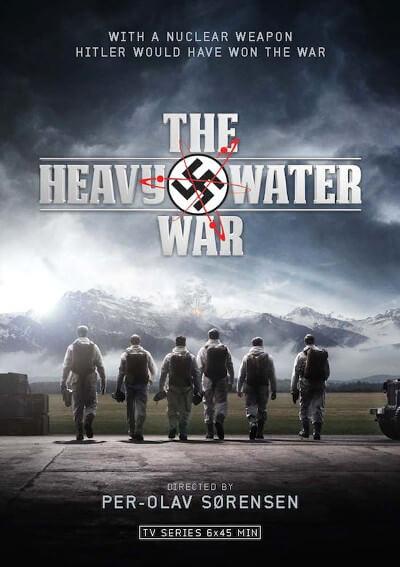 La Batalla del Agua Pesada (Filmkameratene A/S, 2015)