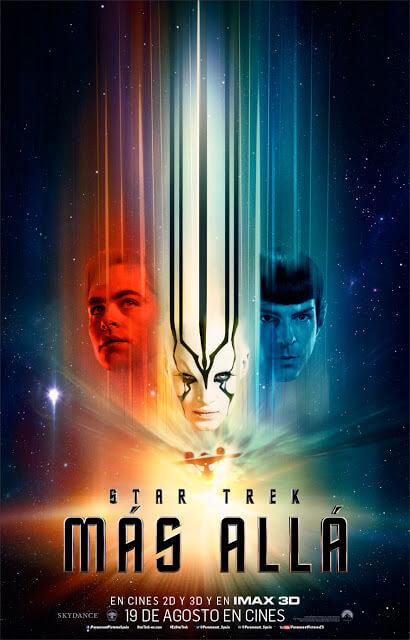 Star Trek: Más allá (Justin Lin, 2016)