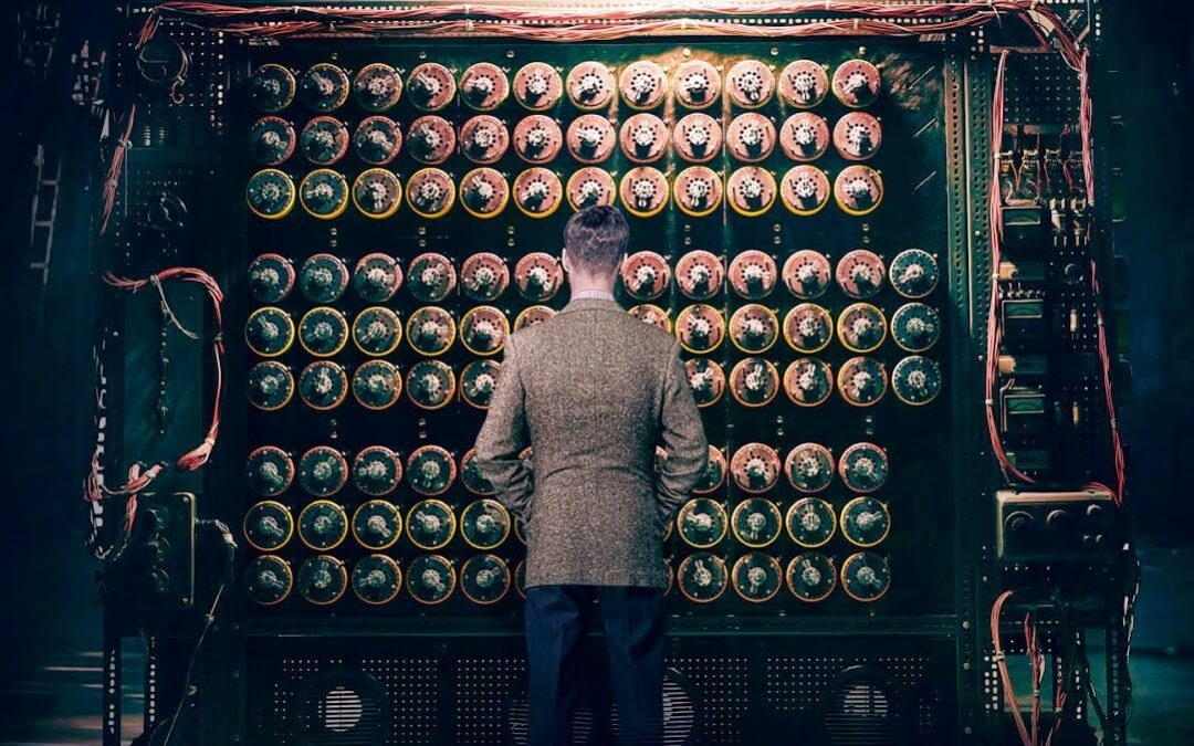 The Imitation Game: Descifrando Enigma (Morten Tyldum, 2014)