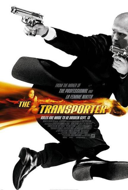 Transporter (Louis Leterrier, Corey Yuen, 2002)