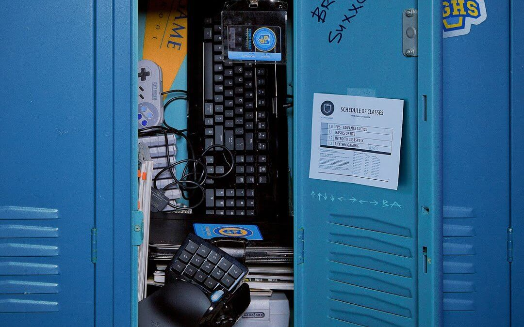 VGHS: Video Game High School (Webserie, 2012-2014)
