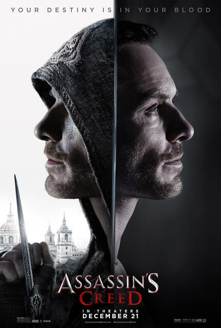 Assassin's Creed (Justin Kurzel, 2016)