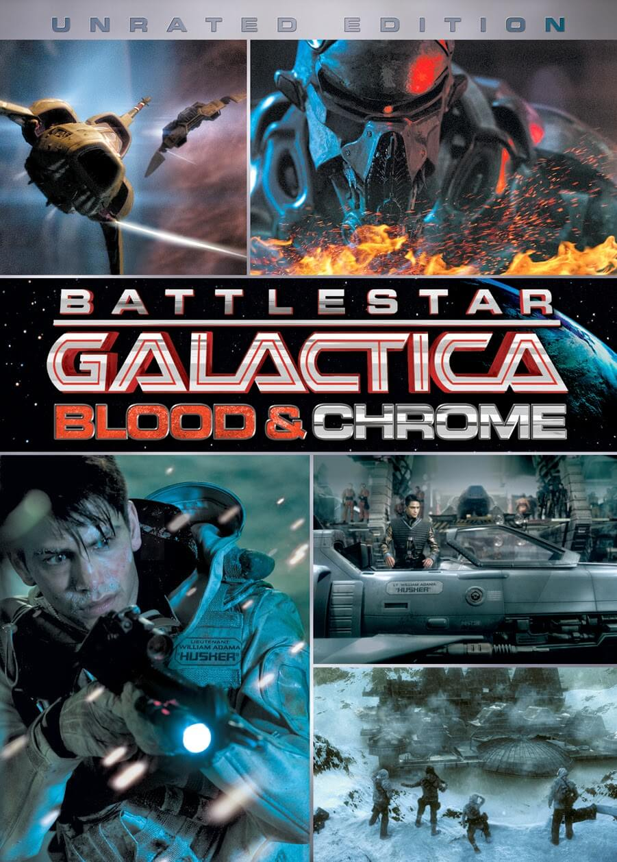 Battlestar Galactica: Blood & Chrome (Webserie, 2012)