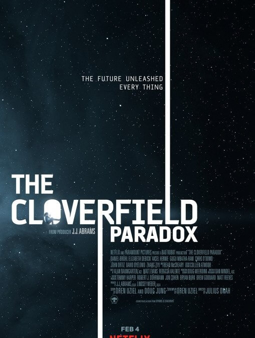 The Cloverfield Paradox (Julius Onah, 2018)