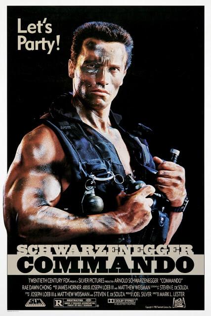 Commando (Mark L. Lester, 1985)