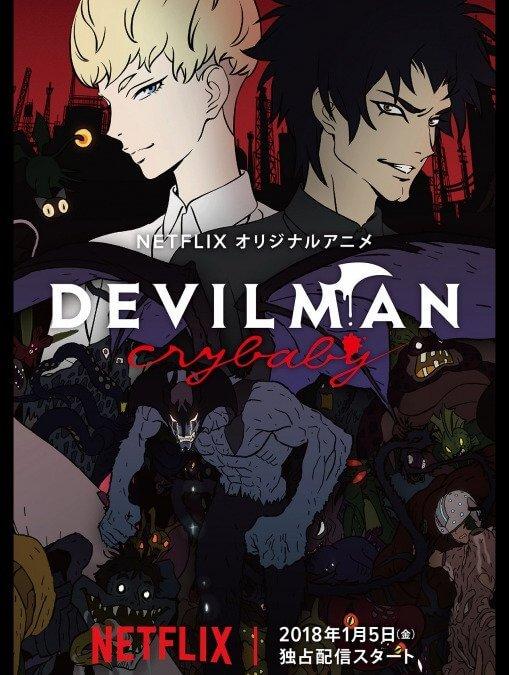 Devilman: Crybaby (Netflix, 2018)