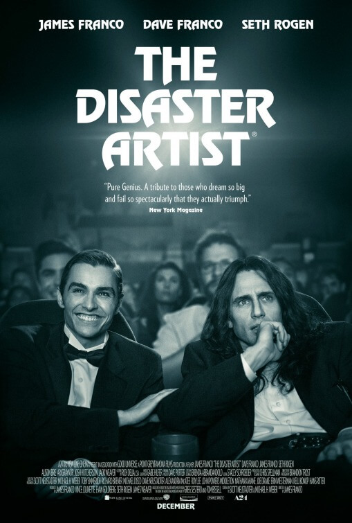 The Disaster Artist (James Franco, 2017)