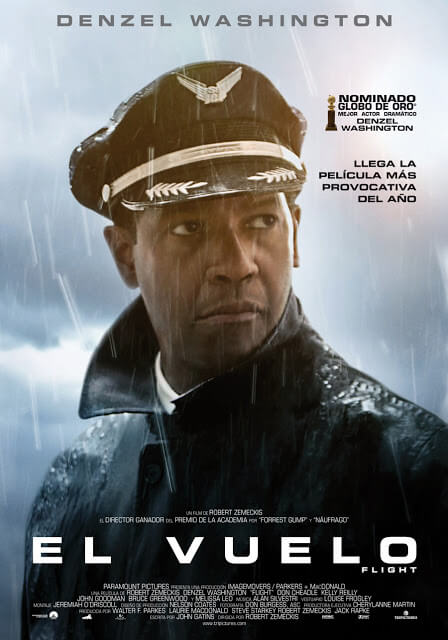 El vuelo (Robert Zemeckis, 2012)