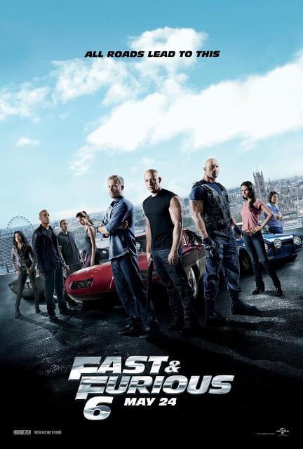 Fast & Furious 6 (Justin Lin, 2013)