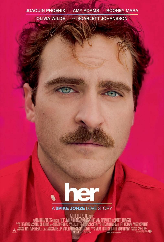 Her (Spike Jonze, 2013)