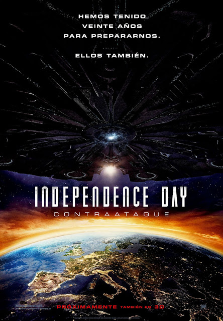 Independence Day: Contraataque (Roland Emmerich, 2016)