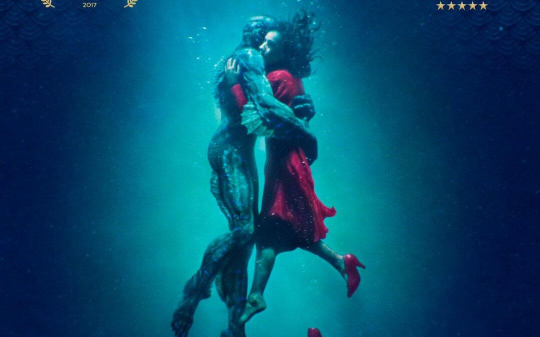 La forma del agua (Guillermo del Toro, 2017)
