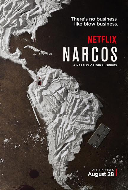 Narcos T.1 (Netflix, 2015)