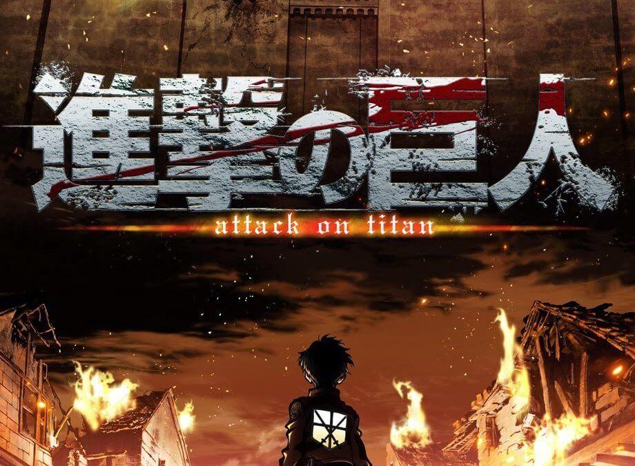 Shingeki no Kyojin T.1 (Attack on Titan, 2013)