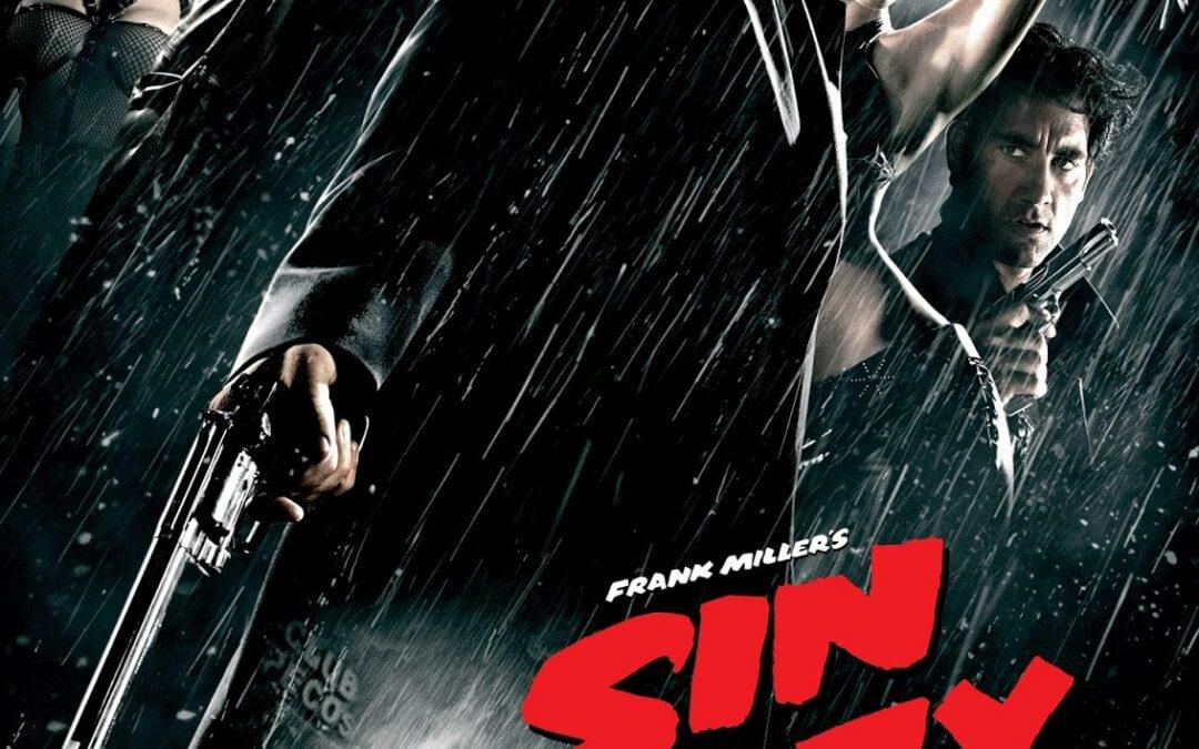 Sin City (Robert Rodriguez, Frank Miller, 2005)