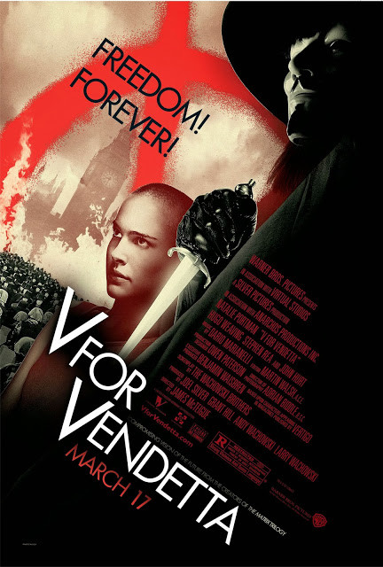 V de Vendetta (James McTeigue, 2005)