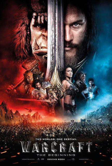 Warcraft: El origen (Duncan Jones, 2016)