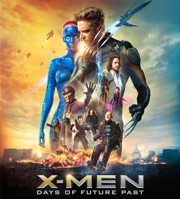 X-Men: Días del futuro pasado (Bryan Singer, 2014)