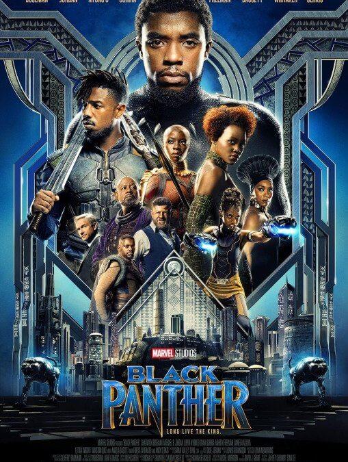 Black Panther (Ryan Coogler, 2018)