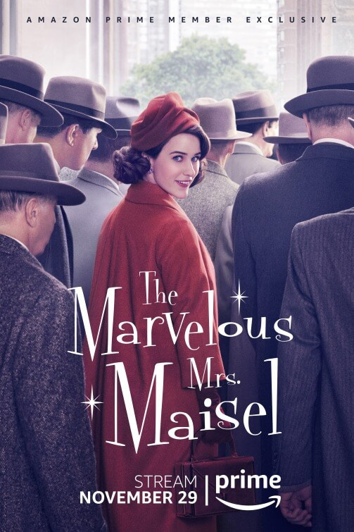 La maravillosa Sra. Maisel (Amazon Prime Video, 2017)