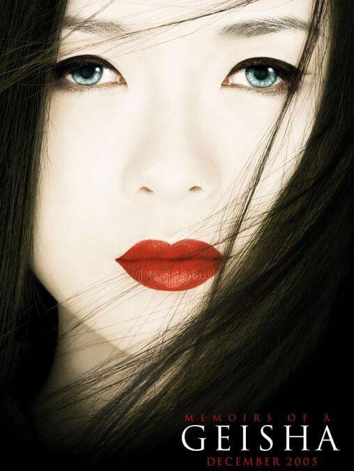 Memorias de una geisha (Rob Marshall, 2005)