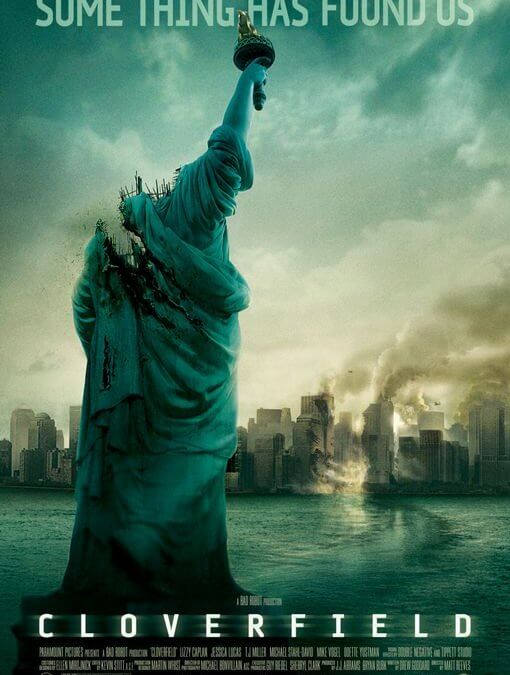 Cloverfield (Matt Reeves, 2008)